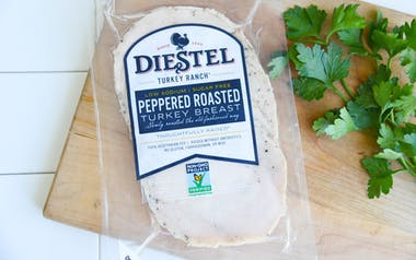Peppered Roast Turkey