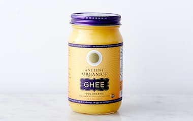 Organic Grass-Fed Ghee