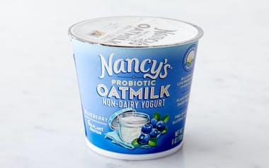 Blueberry Oatmilk Yogurt