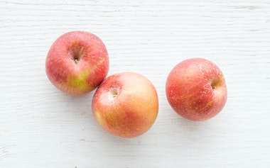 Organic Large Fuji Apple Trio
