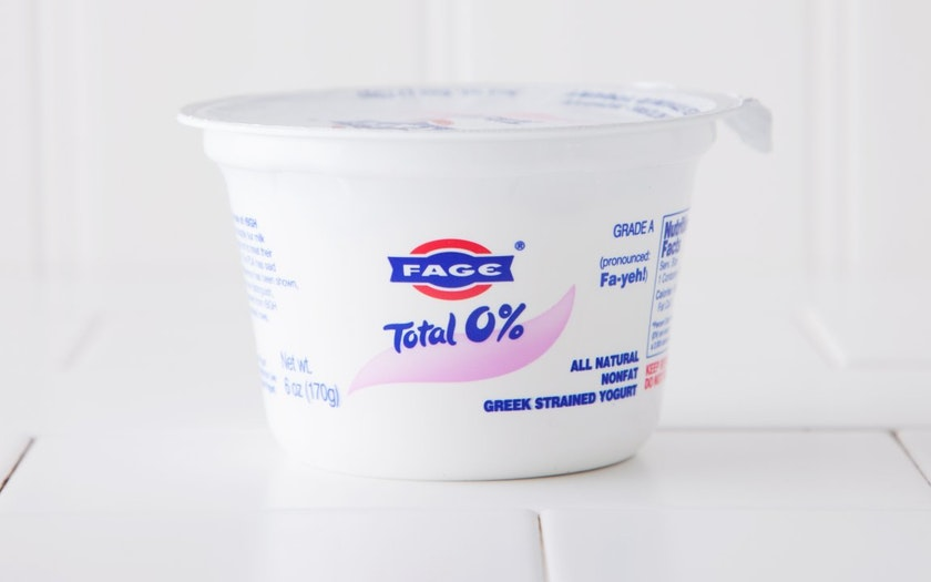 Plain 0% Greek Yogurt