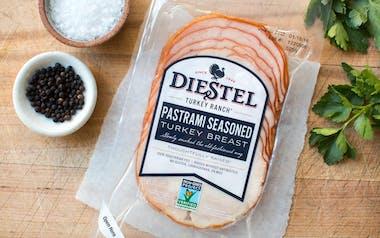 Pastrami Seasoned Turkey