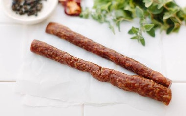 Grass-fed Beef Sausage Sticks