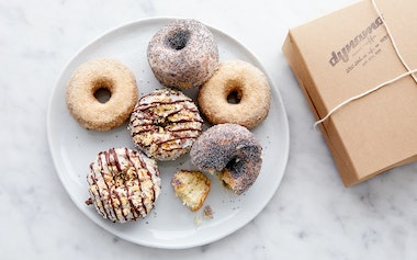 Half-Dozen Assorted Wheat-Free Donuts