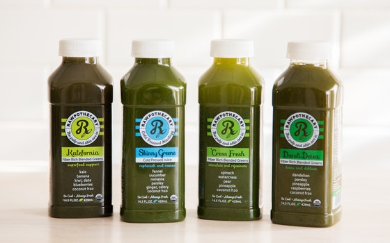 Just Greens! Organic Juice Pack