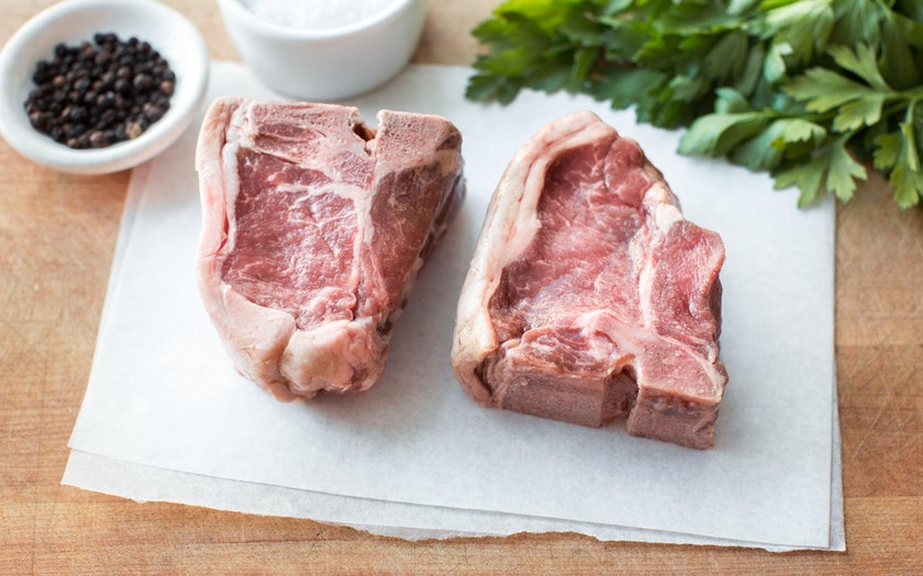 Grass-fed Lamb Loin Chop (Frozen)