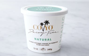 Organic Natural Coconut Yogurt