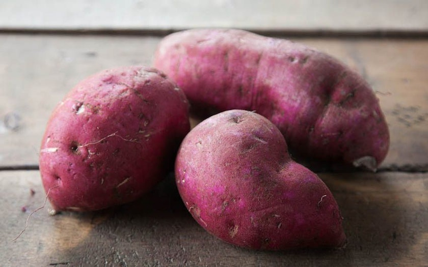 Organic Japanese Sweet Potatoes