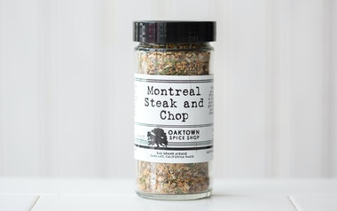 Montreal Steak and Chop Spice Blend