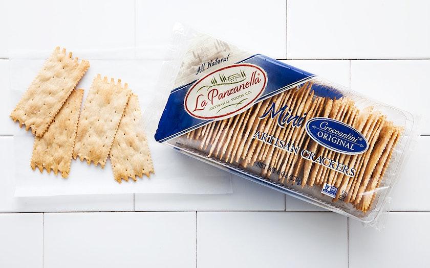 Mini Original Croccantini Crackers La Panzanella Sf