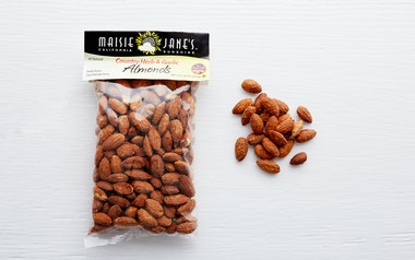 Country Herb & Garlic Almonds