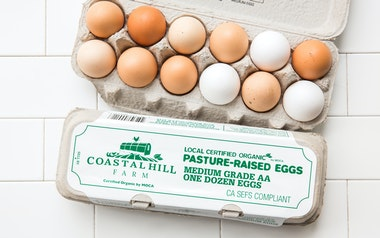 Organic Pasture Raised Eggs (Medium)