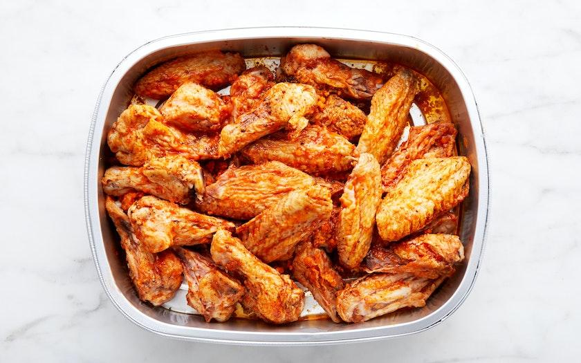 Roasted Buffalo Chicken Wings - Good Eggs Kitchen - SF Bay ...