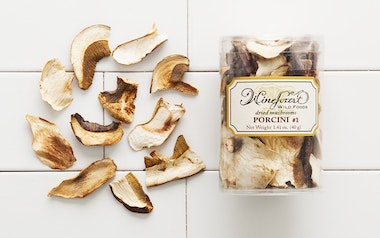 Dried Porcini Mushrooms