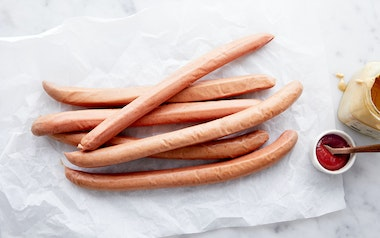 Old-Fashioned Hot Dogs (Frozen)