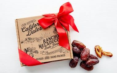 Organic Medjool Dates Gift Box