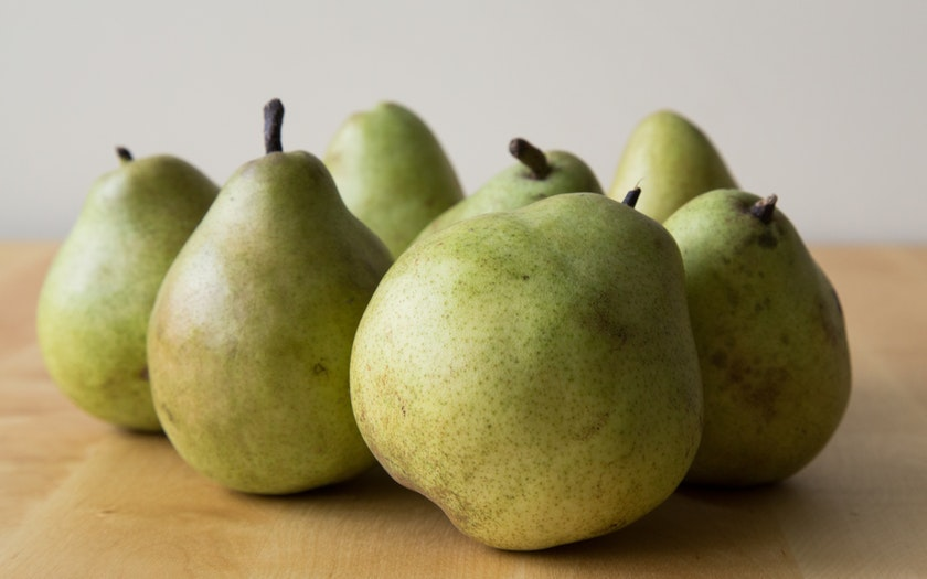 Christmas Pears.Organic Comice Pear From Our Farmers Sf Bay Good Eggs
