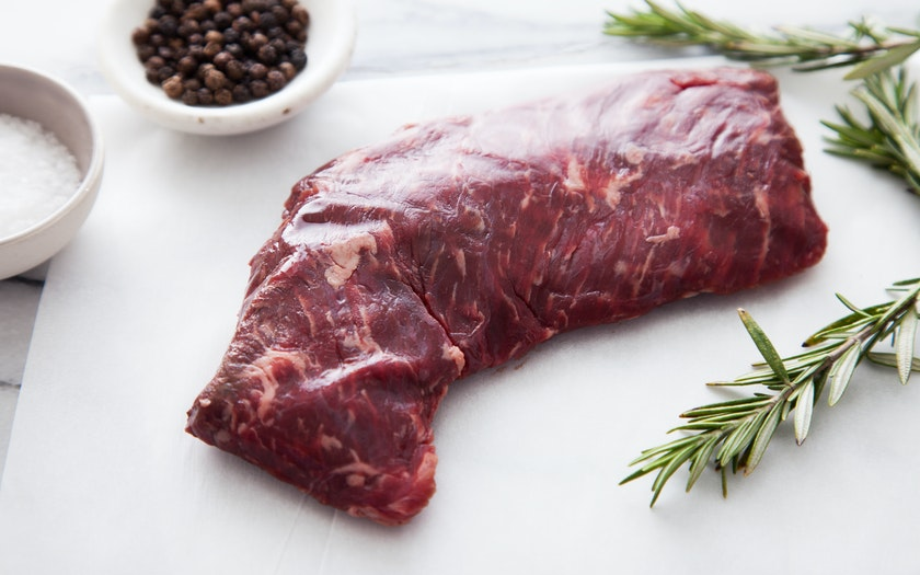 Grass-fed Skirt Steak (Frozen)
