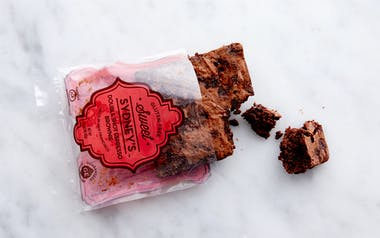 Gluten-Free Double Shot Espresso Brownie