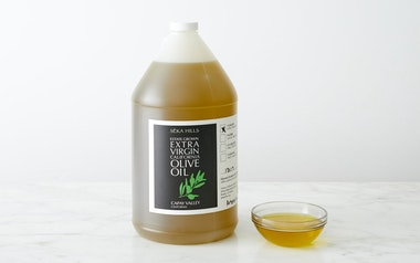 Estate Grown Arbequina Extra Virgin Olive Oil