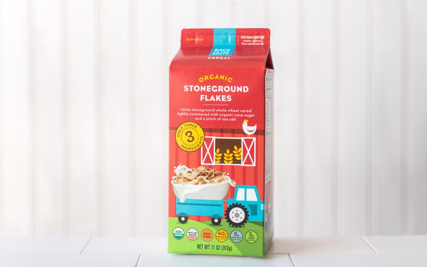 California Stoneground Wheat Cereal