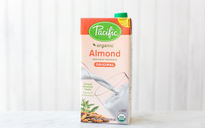 Organic Original Almond Milk