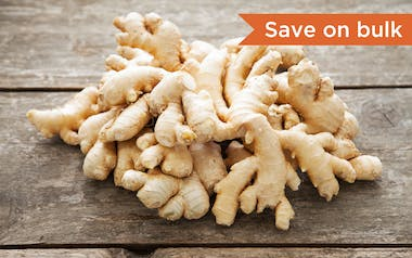 Bulk Organic Hawaiian White Ginger