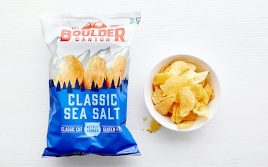 Sea Salt Kettle Potato Chips