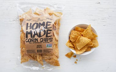 Thick Corn Tortilla Chips