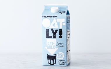 Original Oat Milk