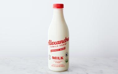 Organic A2 Whole Milk