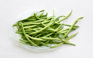 Organic Blue Lake Green Beans