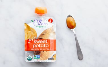 Organic Sweet Potato Baby Food (4+ mos)
