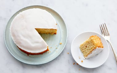 Gluten-Free California Lemon Cake