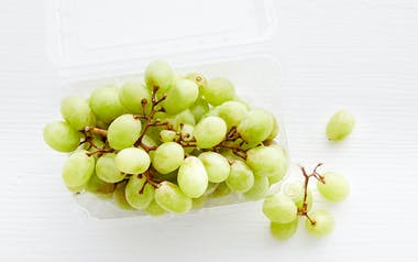 Organic Seedless Thompson Green Grapes