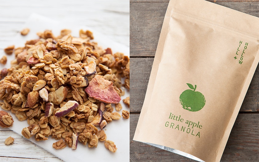 Hill + Hollow Apple Granola