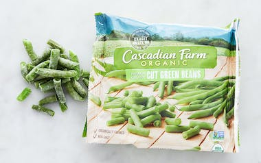 Organic Frozen Cut Green Beans