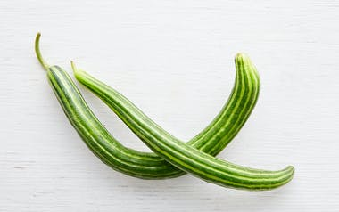 Organic Painted Serpent Armenian Cucumber