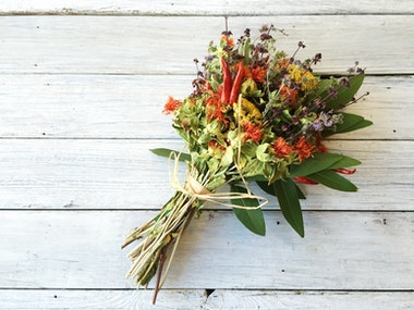 Dried Culinary Bouquet
