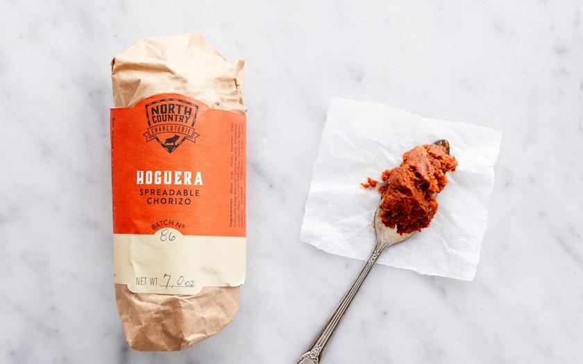 Hoguera Spreadable Chorizo - North Country Charcuterie