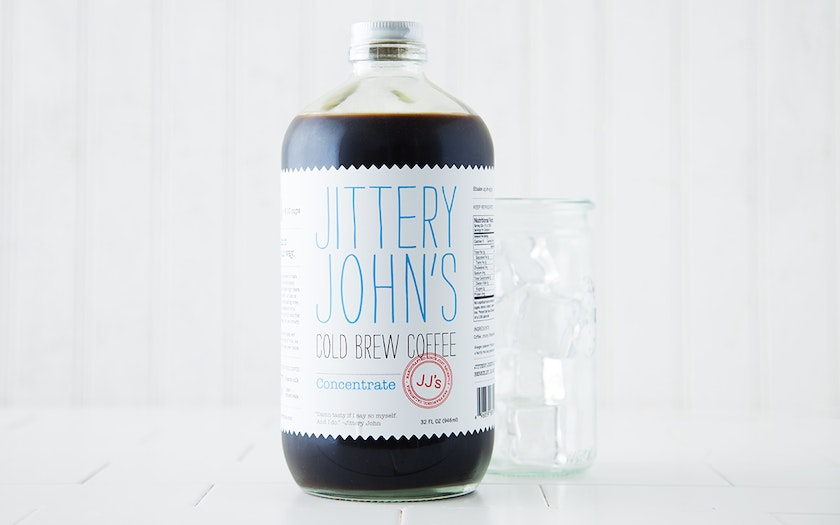 JJ's cold brew concentrate