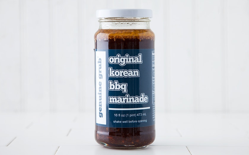 Original Korean BBQ Marinade