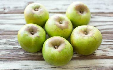 Organic Newton Pippin Apples