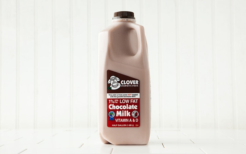 Low Fat Chocolate Milk