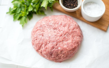 Organic Ground Dark Meat Turkey (Frozen)