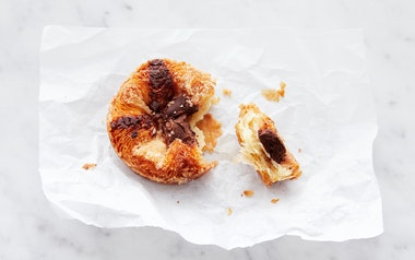 Chocolate Kouign-amann