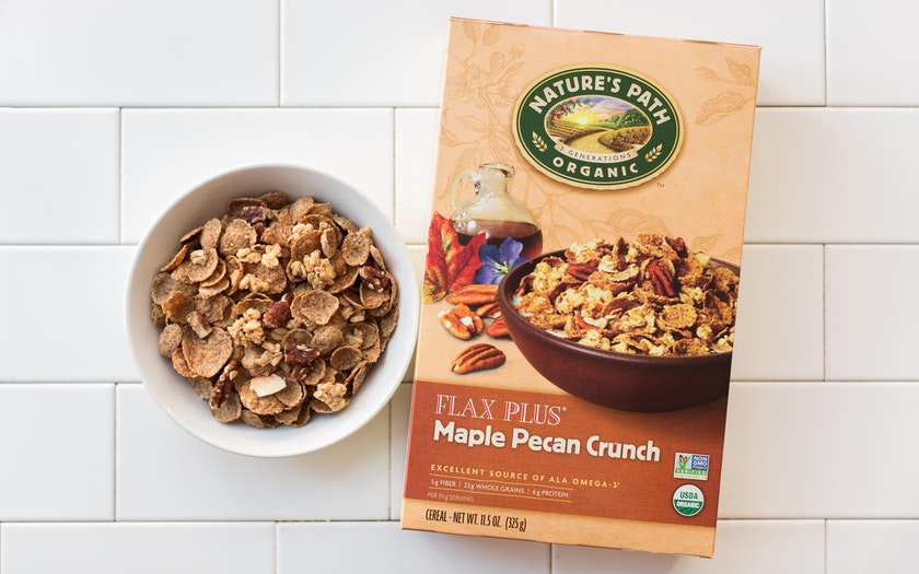 Organic Flax Plus Maple Pecan Crunch