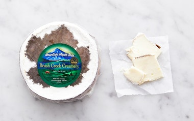 Mountain Maple Brie