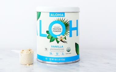Vanilla Plant Based Protein Powder