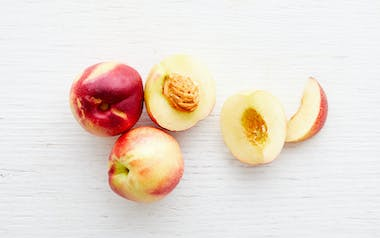 Small Candy White Nectarine Trio